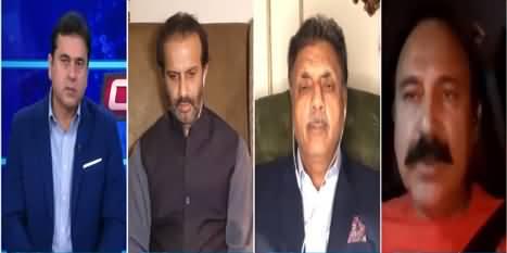 Clash with Imran Khan (PMLN Ke Andar Ikhtalafat) - 27th September 2021