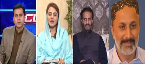 Clash with Imran Khan (PPP Aur PMLN Ki Larai) - 12th April 2021