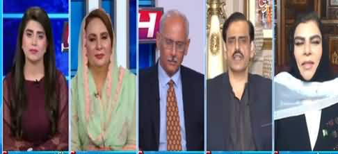 Clash with Imran Khan (Ring Road Scandal, Palestine Issue) - 18th May 2021