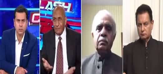 Clash with Imran Khan (Senate Election Ka Maarka) - 18th February 2021