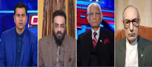 Clash with Imran Khan (Senate Election Should Be Transparent) - 11th February 2021