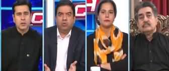 Clash with Imran Khan (Serious Steps Required Against Corona) - 19th March 2020