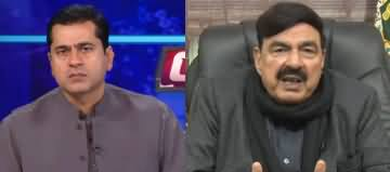 Clash with Imran Khan (Sheikh Rasheed Exclusive Interview) - 12th February 2020