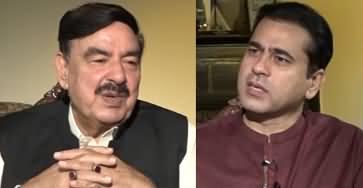 Clash with Imran Khan (Sheikh Rasheed Interview) - 26th May 2020
