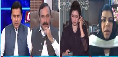 Clash with Imran Khan (Sindh Per Governor Raj Ka Imkan?) - 17th August 2020