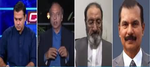 Clash with Imran Khan (Three Years of PTI Govt) - 18th August 2021