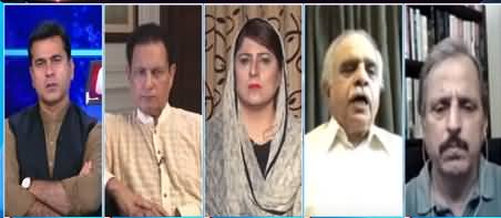 Clash with Imran Khan (TLP Banned, Jati Umrah Illegal?) - 15th April 2021
