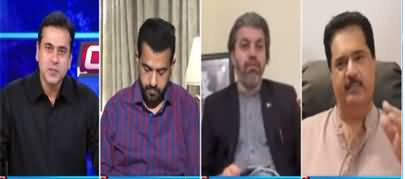 Clash with Imran Khan (Usman Buzdar Ki NAB Mein Paishi) - 12th August 2020