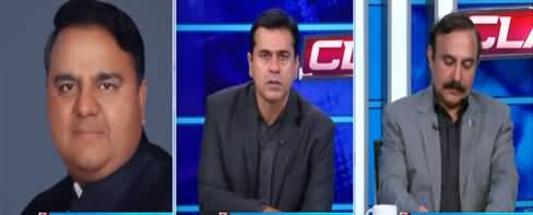 Clash with Imran Khan (Vote Ko Izzat Do Ka Naara) - 8th October 2020