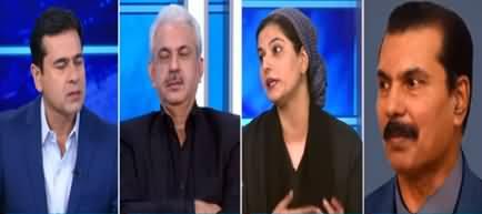 Clash with Imran Khan (What Fazal ur Rehman Wants?) - 9th September 2019