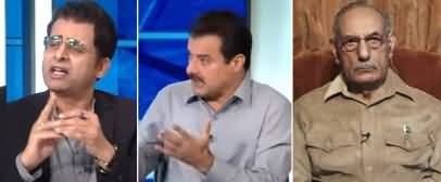Clash with Imran Khan (What Is JUIF Strategy?) - 21st October 2019