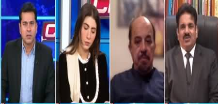 Clash with Imran Khan (Why Opposition Opposing Open Ballot) - 10th February 2021