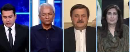 Clash with Imran Khan (Will Govt Arrest Fazlur Rehman) - 8th October 2019