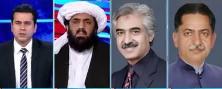 Clash with Imran Khan (Will Maryam Nawaz Take Part in Politics) - 4th November 2019