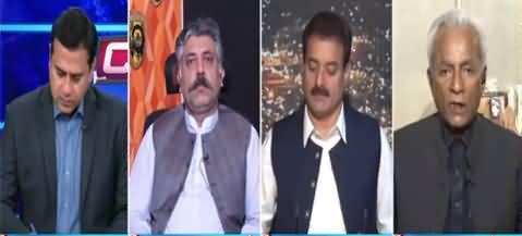 Clash with Imran Khan (Yousaf Raza Gillani Vs Sadiq Sanjrani) - 10th March 2021
