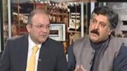 Classical Chitraul of Sheikh Waqas Akram by Nadeem Malik on Taking Samaa Tv Off Air