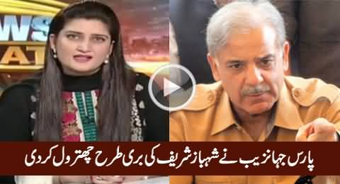 Classical Chitrol of Shahbaz Sharif by Paras Jahanzeb on Lahore Factory Incident