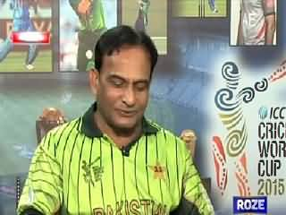 Clean Bold (Cricket World Cup Special) – 14th March 2015