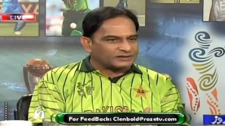Clean Bold (Cricket World Cup Special) – 1st March 2015