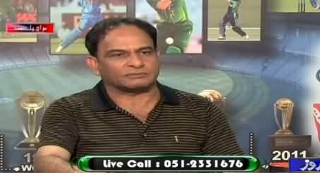 Clean Bold (Cricket World Cup Special) – 21st March 2015