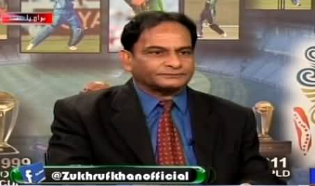 Clean Bold (Cricket World Cup Special) – 27th February 2015