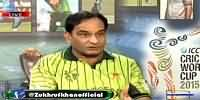 Clean Bold (Cricket World Cup Special) – 7th March 2015