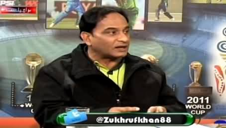 Clean Bold (Cricket World Cup Special) – 8th March 2015