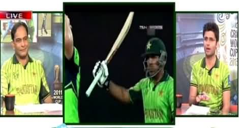 Clean Bold (World Cup Special) – 15th March 2015