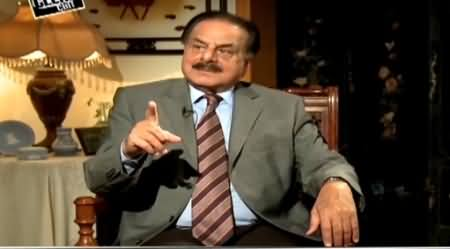 Clean Chit Part-2 (General (R) Hameed Gul Exclusive Interview) – 23rd May 2015