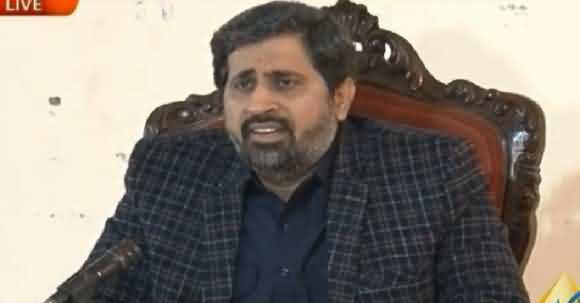 CM Punjab Solved Flour Crisis In Punjab - Fayaz Ul Hassan Chohan Explains Efforts In Media Talk