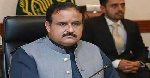 CM Punjab Usman Buzdar Vows To Oversee Lahore's Problems And Issues Himself