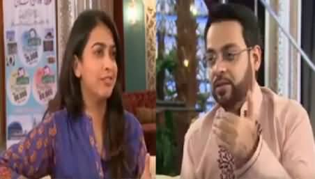 CNN Report on Amir Liaquat's Drama of Distributing Babies in His Show