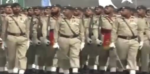 Complete Ceremony of Pakistan Day Parade 23 March 2019