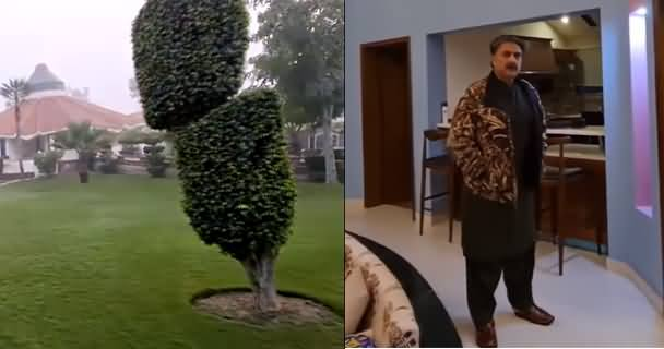 Complete Tour of Aftab Iqbal's Amazing House Built on 20 Kanal Area
