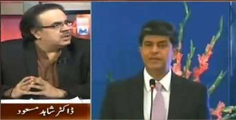 Core Commander Karachi Has Spoken Openly About The Issues of Karachi - Dr. Shahid Masood