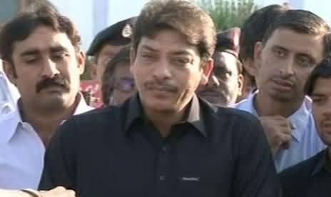 Court Accepts Bail Plea of Senator Faisal Raza Abidi