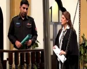 Court No 5 on Samaa News – 15th June 2015