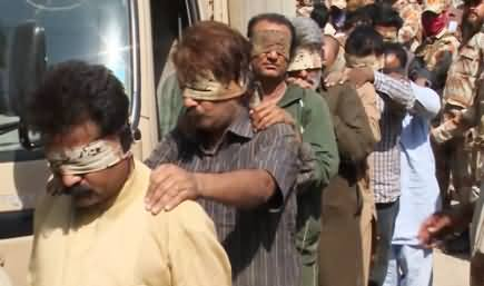 Court Ordered to Arrest 34 MQM Terrorists Those Were Released Under NRO
