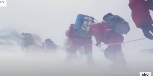 Covid Reaches To The Everest, A Norwegian Climber Became the First One to Test Positive For COVID-19 on Mount Everest