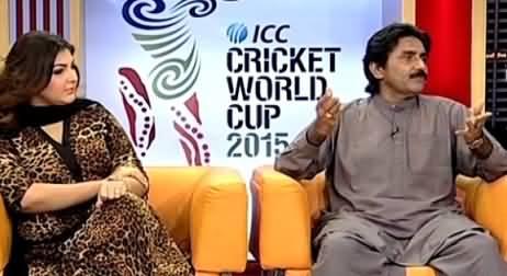 Cricket Ka Badshah (World Cup Special Transmission) – 10th March 2015
