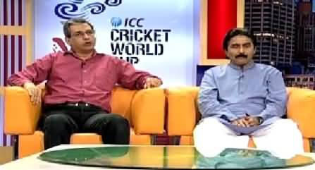 Cricket Ka Badshah (World Cup Special Transmission) – 2nd March 2015