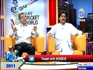 Cricket Ka Badshah (World Cup Special Transmission) – 9th March 2015