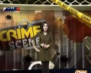 Crime Scene (Crime Show) on Din News – 18 May 2015