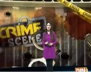 Crime Scene (Crime Show) On Din News – 20 May 2015