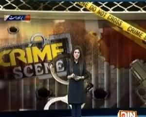 Crime Scene (Crime Show) On Din News – 25 May 2015