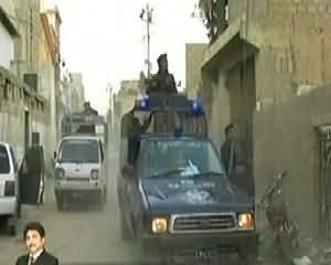 Criminals Most Wanted (Incident of FB Area Karachi) - 1st February 2015