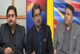 Cross Check With OT (Future of Nawaz Zardari?) – 18th March 2019