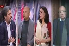 Cross Check With OT (How PMLN Will Come Out of Crisis) – 10th December 2017