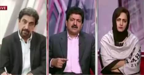 Cross Check With OT (Nawaz Sharif Ke Paas Mehdood Options) – 3rd November 2017
