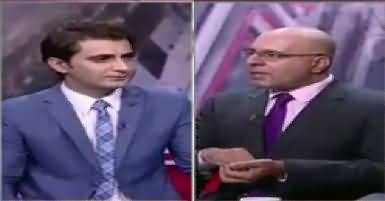 Cross Check With OT (Nawaz Sharif's Political Future) – 29th July 2017